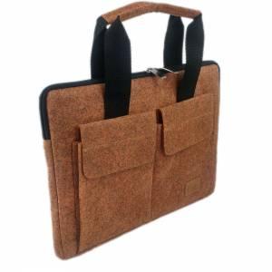 12,9 - 13,3 Zoll Tasche Schutzhülle Schutztasche Aktentasche Handtasche für MacBook / Air / Pro, iPad Pro, Surface, Lapt Bild 3