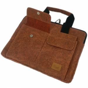 12,9 - 13,3 Zoll Tasche Schutzhülle Schutztasche Aktentasche Handtasche für MacBook / Air / Pro, iPad Pro, Surface, Lapt Bild 4
