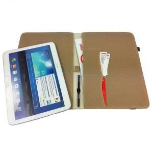 9,1 - 10,1 Zoll Tablethülle Schutzhülle Hülle für Tablet Etui aus Filz Bild 2