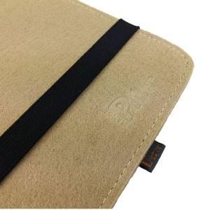 9,1 - 10,1 Zoll Tablethülle Schutzhülle Hülle für Tablet Etui aus Filz Bild 4