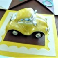 Geldgeschenk zum 18. Geburtstag Überraschungsbox mit Auto Geschenk Verpackung Bild 3