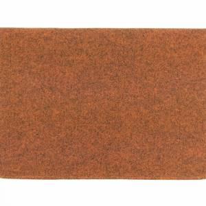 """12.9 / 13.3 """" Hülle Tasche für iPad MacBook Schutzhülle für Notebook Laptop 13 Zoll Etui aus Filz Orange meliert Bild 6"""