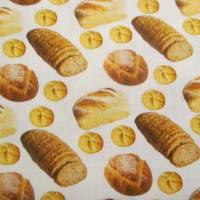 Baumwolle Baumwollstoff Popeline Swafing Kim Brot weiß  Oeko-Tex® Standard 100 (1m/ 9,-€)  Bild 1