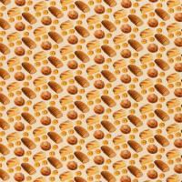 Baumwolle Baumwollstoff Popeline Swafing Kim Brot weiß  Oeko-Tex® Standard 100 (1m/ 9,-€)  Bild 4