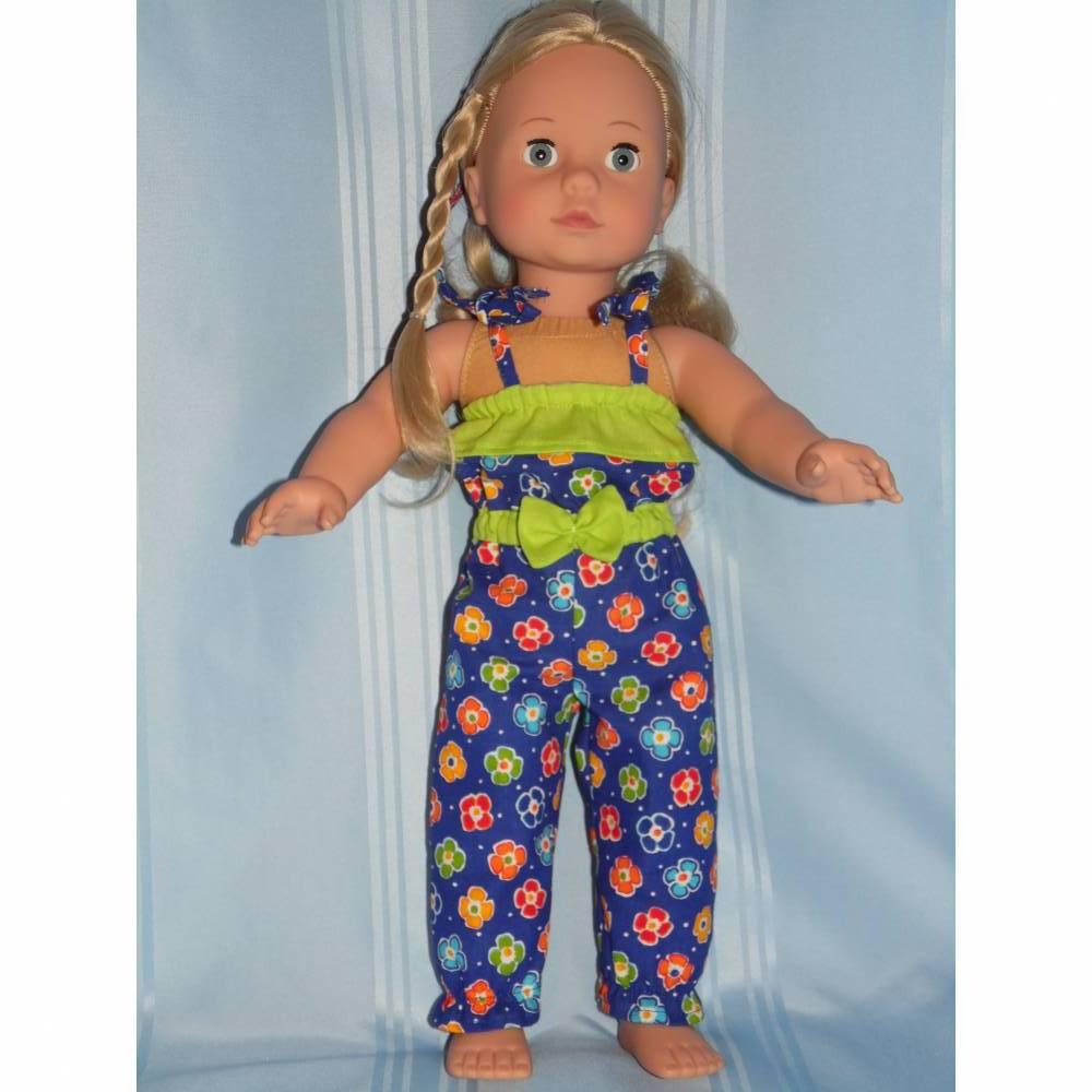 Overall für 45-50 cm Puppen Bild 1
