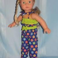 Overall für 45-50 cm Puppen Bild 2