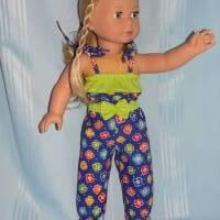 Overall für 45-50 cm Puppen Bild 3