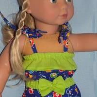 Overall für 45-50 cm Puppen Bild 4