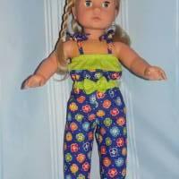 Overall für 45-50 cm Puppen Bild 5