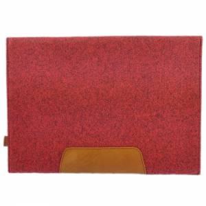 15,4 Zoll Hülle Schutztasche Tasche Sleeve Filztasche Leder-Tasche Laptoptasche für Acer MacBook Pro 16, Asus HP Laptop  Bild 3