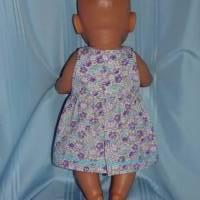 Puppenkleid für 40-43 cm Baby Puppen Bild 2