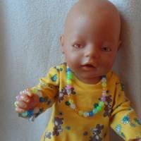 Halskette und Armband für die Puppenmama und ihre Puppen Bild 1
