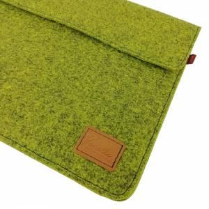 15,4 Zoll Hülle Tasche für HP Lenovo Acer Asus MSI Laptop-Tasche Notebook Ultrabook PC Schutzhülle Filz  15,4 Zoll / 16  Bild 5