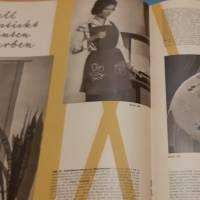 Zeitschrift , Aus Garn und Wolle Bild 3