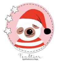 Applikationsvorlage FAULTIER Button Bild 1