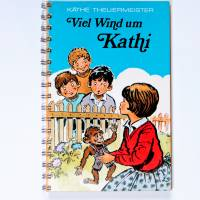 """""""Kathi"""" - nostalgisches Notizbuch Bild 1"""