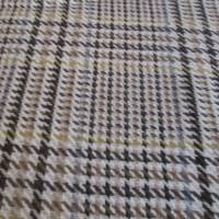 Mantelstoff Jackenstoff Ital. Schurwolle gekochte Wolle Erdtöne (1m/22,-€ ) Bild 1