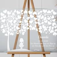 Acrylglasschild Taufgeschenk, Gästebuch, Willkommensschilder Gästebuch aus Acrylglas Bild 2