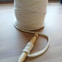 Jerseygarn, Textilgarn, Jerseynudel, verschiedene Farben Bild 4
