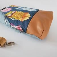 Sling Bag Malea//Crossbag//Rucksack//Unikat//Handmade Bild 10