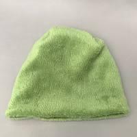 Kinder-Winter-Mütze, Long-Beanie mit Sternen, warme Wendebeanie, Jersey mit Fleece gefüttert, Gr 53/54/55/56/57cm  Bild 4