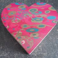 Herz Schmuckkästchen Bild 1