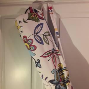 HIPPIE Flowers, Mattentasche Yoga, BAUMWOLLE, für Matte 60 x 12 cm, gerollt Bild 1