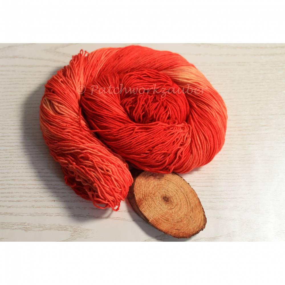 100g Strickwolle aus tasmanischer Merino Bild 1