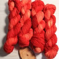 100g Strickwolle aus tasmanischer Merino Bild 4