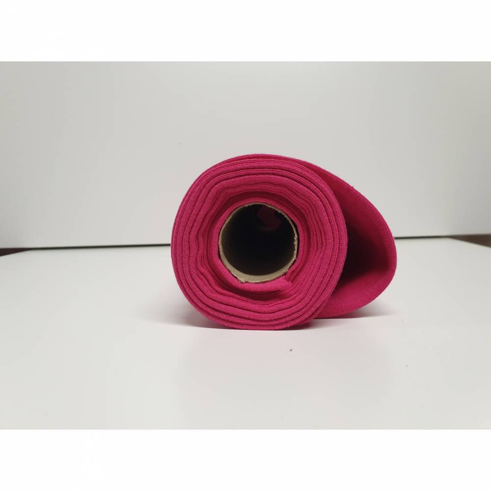 Strickbündchen Pink Bild 1