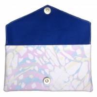 """Maskentasche """"Pastell"""" aus Baumwolle mit Magnetverschluss - Täschchen Etui Tasche Kosmetiktasche Kulturtasche Bild 3"""