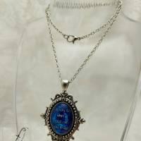 Doctor Who inspirierte Halskette mit Schimmereffekt Modeschmuck  Bild 5