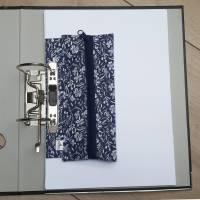 Stiftemäppchen, Mäppchen, Ordenermäppchen, Federtasche, Stiftetasche Bild 1