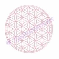 Blume des Lebens rund, Stickdateien für den 13x18-Rahmen Bild 2