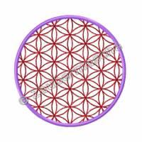 Blume des Lebens rund, Stickdateien für den 13x18-Rahmen Bild 3