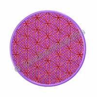 Blume des Lebens rund, Stickdateien für den 13x18-Rahmen Bild 4