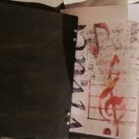 Musik-Notenbuch Bild 2