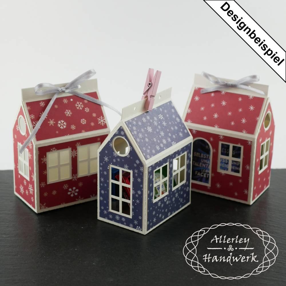 "Plottdatei Tiny-House-Box ""Ella"" im SVG-Format Bild 1"