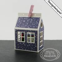 "Plottdatei Tiny-House-Box ""Ella"" im SVG-Format Bild 4"