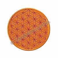 Blume des Lebens 6 Eck, Stickdateien für den 13x18-Rahmen Bild 4