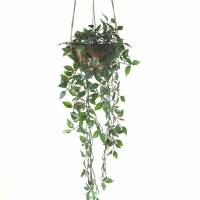 Blumenampel aus Keramik Vase Blumentopf Bild 5