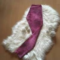 Damenlegging * Gr.38 * Jeansoptik in lila Bild 3