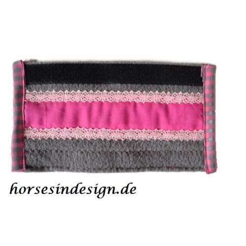 Nasenschoner - Pony - inkl. Bestickung