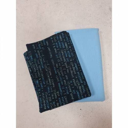 Jersey Stoffpaket 3 -  2x 50cmx 145cm