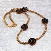 "Halskette ""Persephone"" Bild 1"