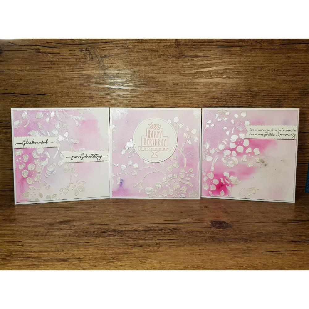 Einzigartiges Grußkartenset, Glückwunschkarten, Geburtstagskarten, Grußkarten Bild 1