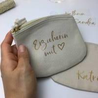 personalisiertes Portemonnaie, Geschenk für Erzieherin / Tagesmutter Bild 1