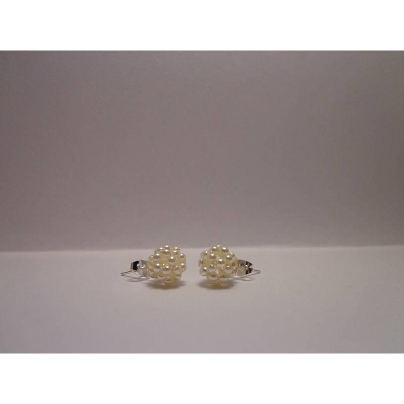 Perlenohrstecker Bild 1