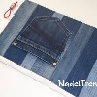 Notebook-Tasche Jeans Bild 1