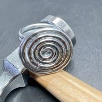 Schmuckset Lumaca Kette Armband Ohrringe Ring Statement Bild 6